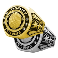 Finalist Golf Award Ring