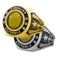 Finalist Softball Award Ring