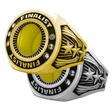 Champion Finalist Award Ring