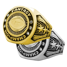 Fantasy Football Award Ring