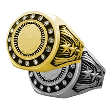 Soccer Award Ring