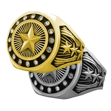 Star Award Ring