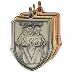 Female Cross Country Medal