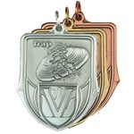 Trap Shooting Medal