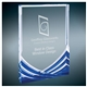 Rectangle Soaring Acrylic Award
