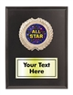 All Star Plaque