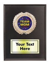 Team Mom Plaque