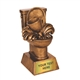 Loser Toilet  Award Trophy