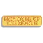 Employee of the Month Pin