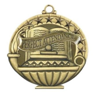 ParAttendance icipant Medal