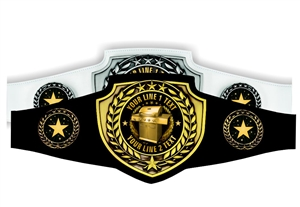 Champion Belt | Award Belt for BBQ