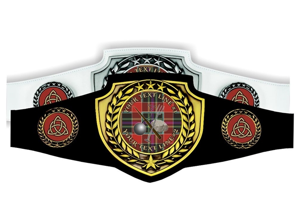 Champion Belt | Award Belt for Highland Games