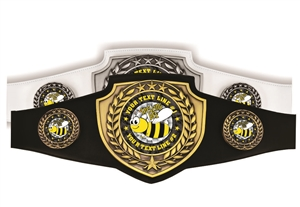 Champion Belt | Award Belt for Spelling Bee