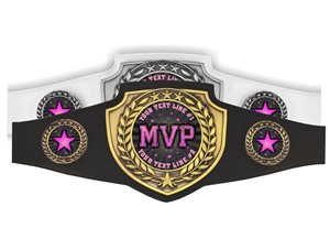 Champion Belt | Award Belt for MVP