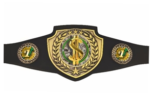 Champion Belt | Award Belt for Top Sales