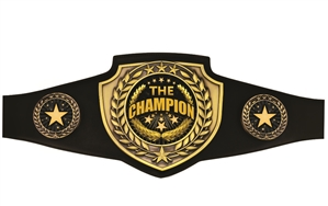 Champion Belt | Award Belt