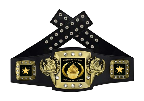 Championship Belt | Award Belt for Baking