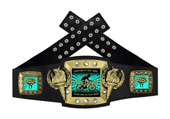 Championship Belt | Award Belt for Cycling