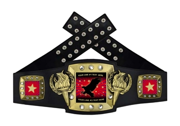Championship Belt | Award Belt for Eagle