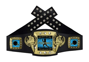 Championship Belt | Award Belt for Football