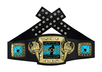 Championship Belt | Award Belt for Hockey