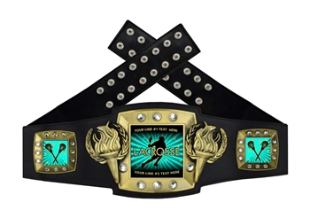 Championship Belt | Award Belt for Lacrosse