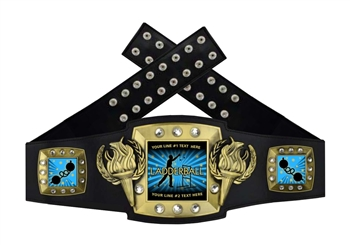 Championship Belt | Award Belt for Ladderball