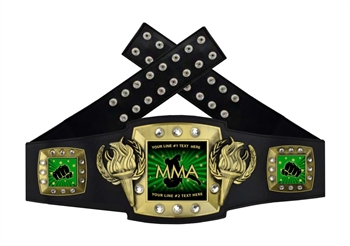 Championship Belt | Award Belt for MMA