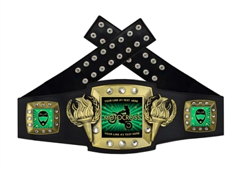 Championship Belt | Award Belt for Motocross