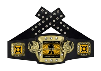 Championship Belt | Award Belt for Participant