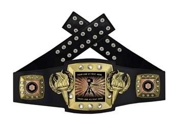 Championship Belt | Award Belt for Photography