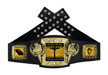 Championship Belt | Award Belt for Religion