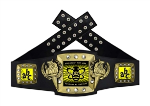 Championship Belt | Award Belt for Spelling Bee
