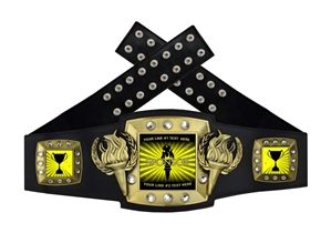 Championship Belt | Award Belt for Sponsor
