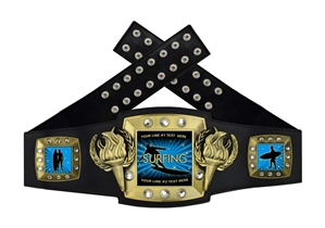 Championship Belt | Award Belt for Surfing