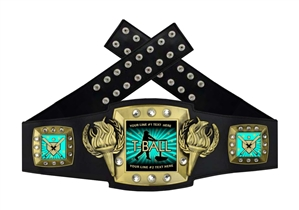 Championship Belt | Award Belt for T-ball
