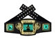 Championship Belt | Award Belt for Yoga