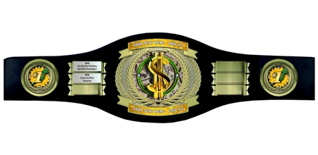 Perpetual Top Sales Champion Belt