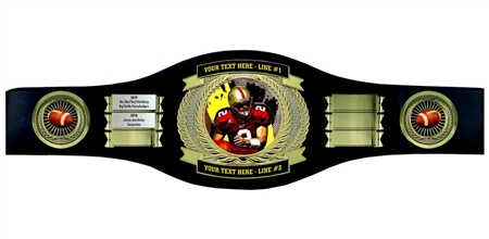 Perpetual Fantasy Football Champion Belt