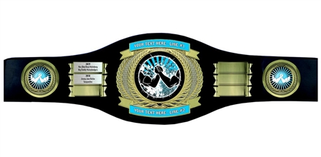 Perpetual Arm Wrestling Champion Belt