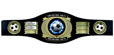 Perpetual Soccer Champion Belt