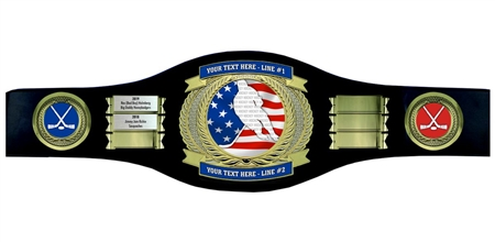 Perpetual Hockey Champion Belt