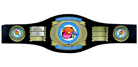 Perpetual Table Tennis Champion Belt
