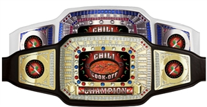 Champion Belt | Award Belt for Chili Cook Off