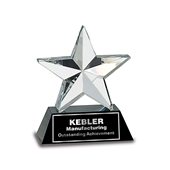 Crystal Star Award | Crystal Star Trophy