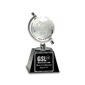 Crystal Globe Award | Crystal Globe Trophy
