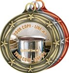 Chili Cook Off Medal