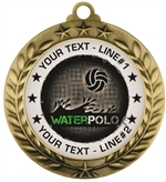 Water Polo Medal