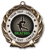 Figure Skating Medal