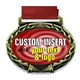 Custom Full Color Insert Medal